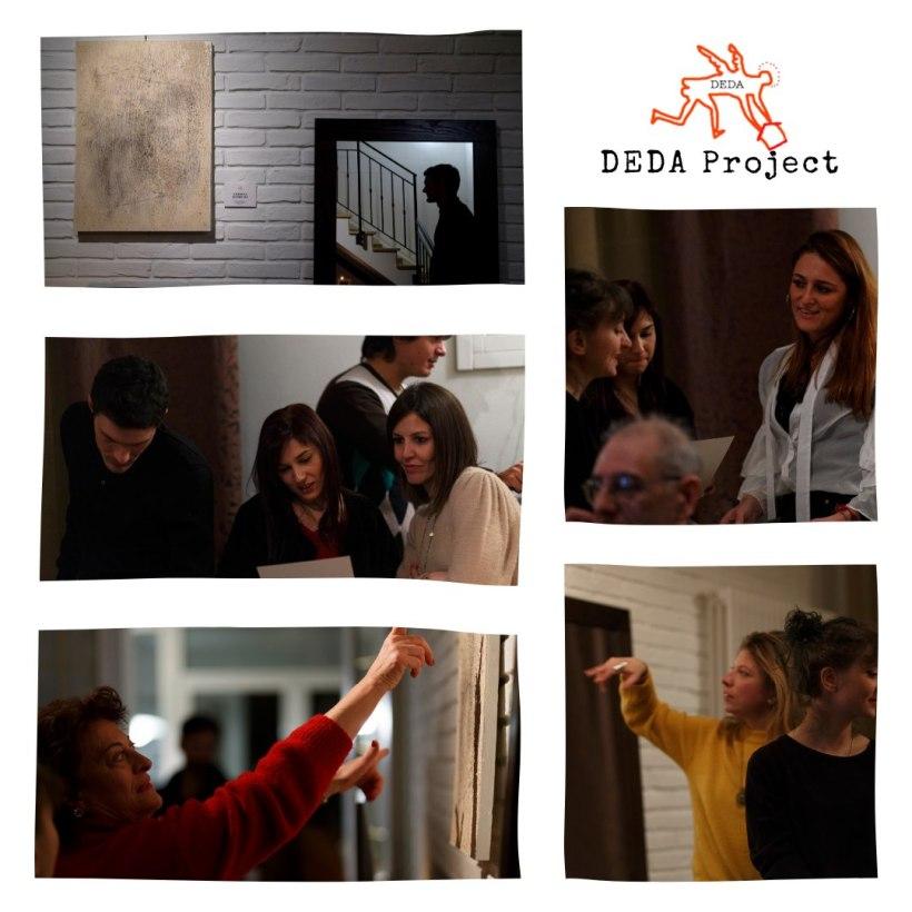 Ravenna deda project contemporary art art sharing art gallery